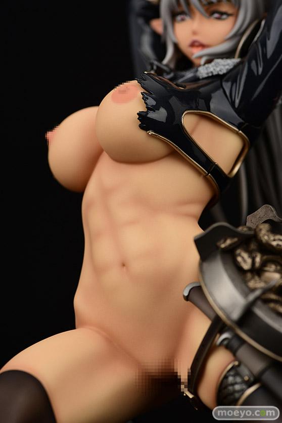 オルカトイズの クイーンズブレイド 歴戦の傭兵 エキドナ:High Quality Edition:ver.DARKNESS の新作フィギュア彩色サンプルキャストオフ画像47