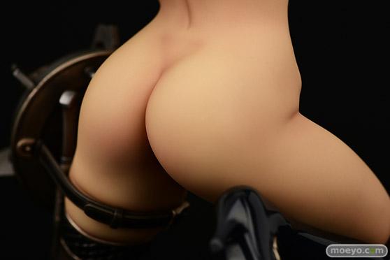 オルカトイズの クイーンズブレイド 歴戦の傭兵 エキドナ:High Quality Edition:ver.DARKNESS の新作フィギュア彩色サンプルキャストオフ画像58