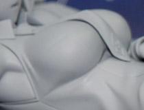 アルター新作フィギュア「FGO マシュ・キリエライト」監修中原型が展示!【WF2018冬】