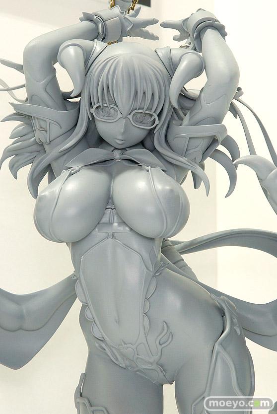 クイーンテッドの クリエイターシリーズ ドMサキュバス 葵渚 の新作フィギュア原型画像04