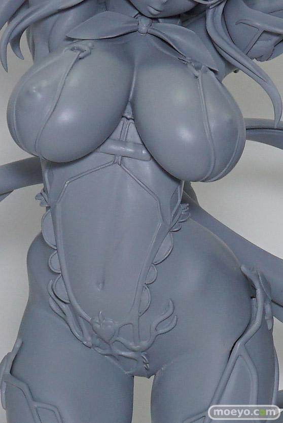 クイーンテッドの クリエイターシリーズ ドMサキュバス 葵渚 の新作フィギュア原型画像06