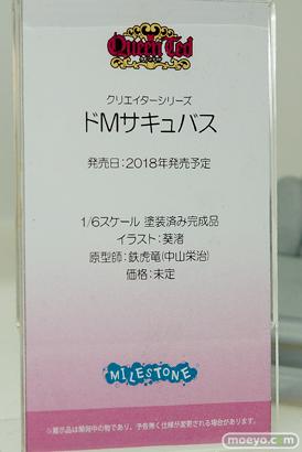 クイーンテッドの クリエイターシリーズ ドMサキュバス 葵渚 の新作フィギュア原型画像12