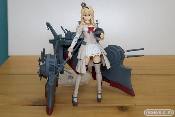 マックスファクトリーのfigma 艦隊これくしょん ‐艦これ‐ Warspite(ウォースパイト)の新作フィギュア彩色サンプル画像01