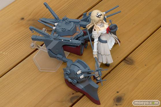 マックスファクトリーのfigma 艦隊これくしょん ‐艦これ‐ Warspite(ウォースパイト)の新作フィギュア彩色サンプル画像04