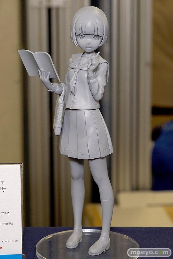 トイズワークスのエロマンガ先生 千寿ムラマサの新作フィギュア原型画像01