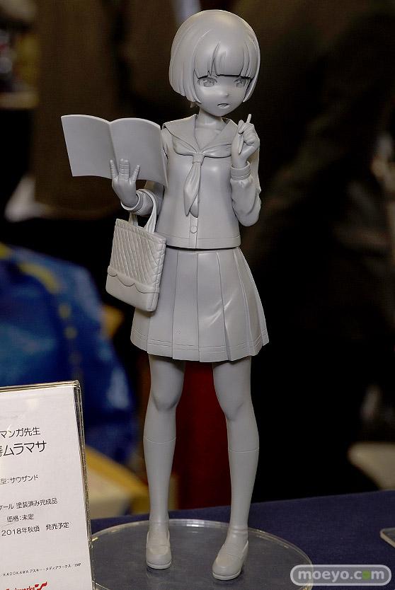 トイズワークスのエロマンガ先生 千寿ムラマサの新作フィギュア原型画像02