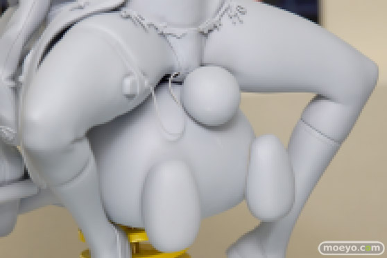 ネイティブの 七原冬雪 公園少女(仮)の新作フィギュア原型画像10