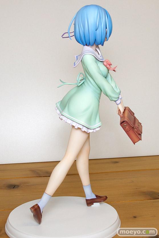 KADOKAWAのRe:ゼロから始める異世界生活 レム 学生服Ver.の新作フィギュア彩色サンプル画像05