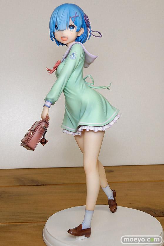 KADOKAWAのRe:ゼロから始める異世界生活 レム 学生服Ver.の新作フィギュア彩色サンプル画像09