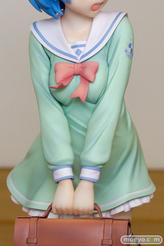 KADOKAWAのRe:ゼロから始める異世界生活 レム 学生服Ver.の新作フィギュア彩色サンプル画像12