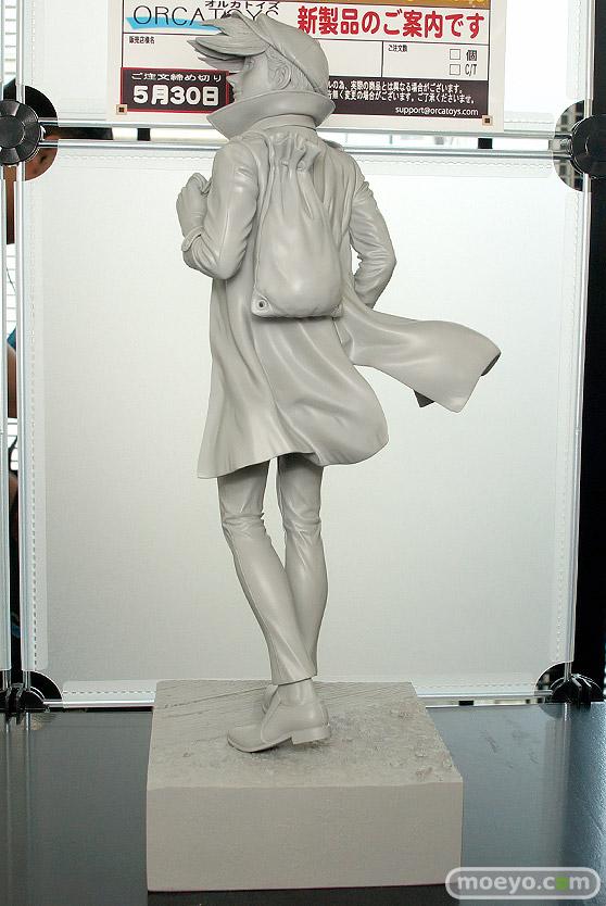 第8回 カフェレオ キャラクター コンベンション 会場での新作フィギュア展示の様子04