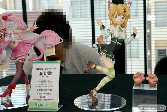第8回 カフェレオ キャラクター コンベンション 会場での新作フィギュア展示の様子06