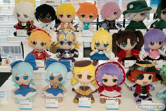 第8回 カフェレオ キャラクター コンベンション 会場での新作フィギュア展示の様子09