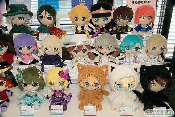 第8回 カフェレオ キャラクター コンベンション 会場での新作フィギュア展示の様子10