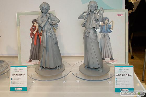 第8回 カフェレオ キャラクター コンベンション 会場での新作フィギュア展示の様子14