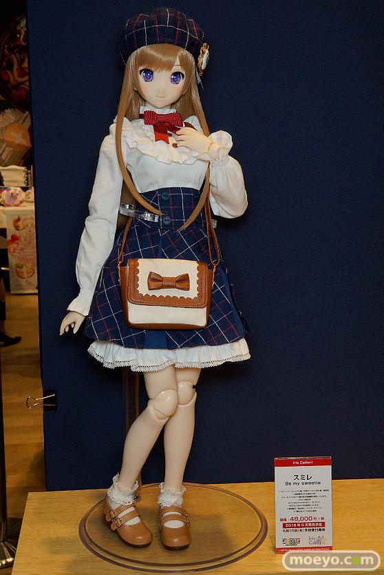 第8回 カフェレオ キャラクター コンベンション 会場での新作フィギュア展示の様子15