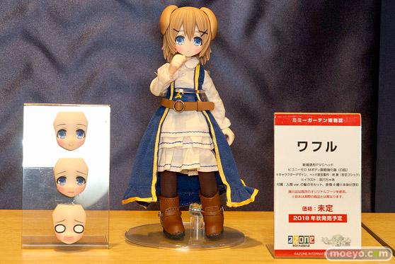 第8回 カフェレオ キャラクター コンベンション 会場での新作フィギュア展示の様子17