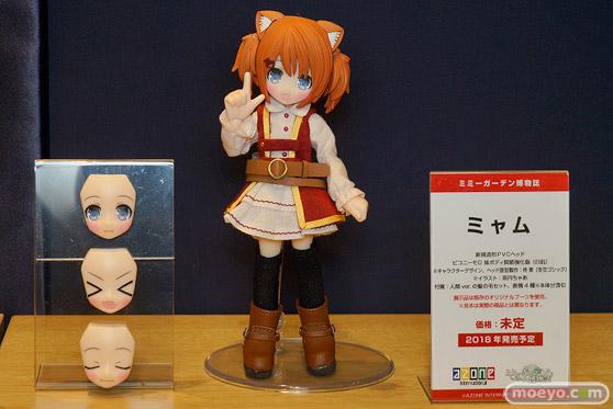 第8回 カフェレオ キャラクター コンベンション 会場での新作フィギュア展示の様子18