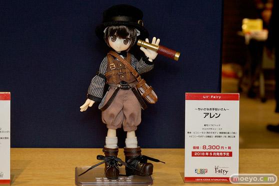 第8回 カフェレオ キャラクター コンベンション 会場での新作フィギュア展示の様子19
