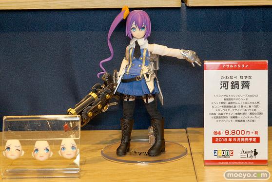 第8回 カフェレオ キャラクター コンベンション 会場での新作フィギュア展示の様子21