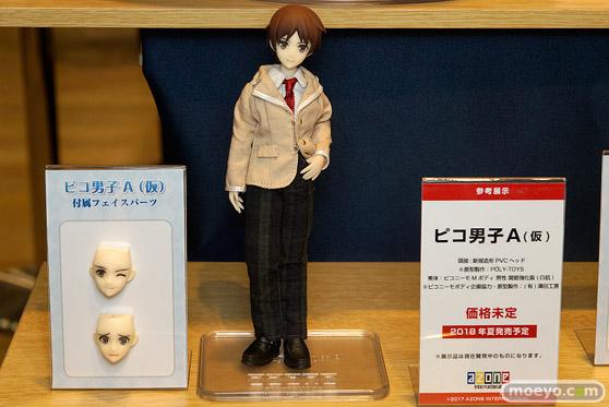 第8回 カフェレオ キャラクター コンベンション 会場での新作フィギュア展示の様子22