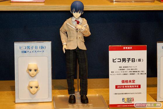 第8回 カフェレオ キャラクター コンベンション 会場での新作フィギュア展示の様子23