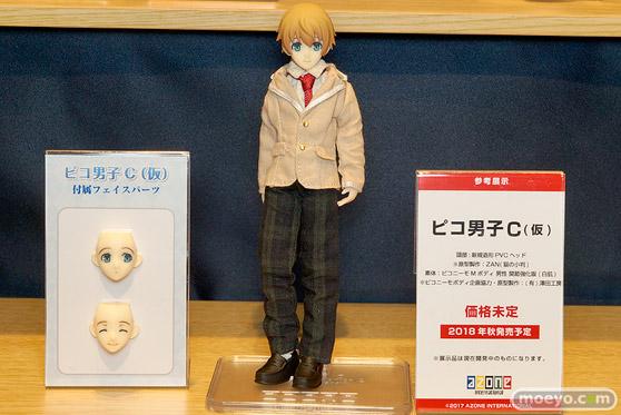 第8回 カフェレオ キャラクター コンベンション 会場での新作フィギュア展示の様子24