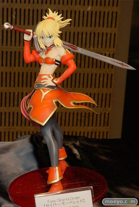 第8回 カフェレオ キャラクター コンベンション 会場での新作フィギュア展示の様子34