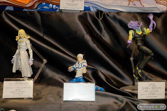 第8回 カフェレオ キャラクター コンベンション 会場での新作フィギュア展示の様子36