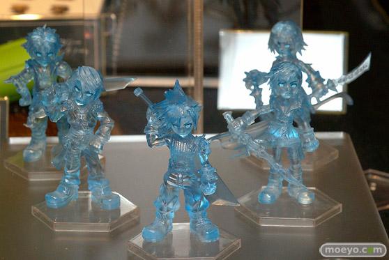 第8回 カフェレオ キャラクター コンベンション 会場での新作フィギュア展示の様子42
