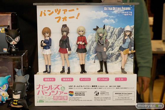 第8回 カフェレオ キャラクター コンベンション 会場での新作フィギュア展示の様子53