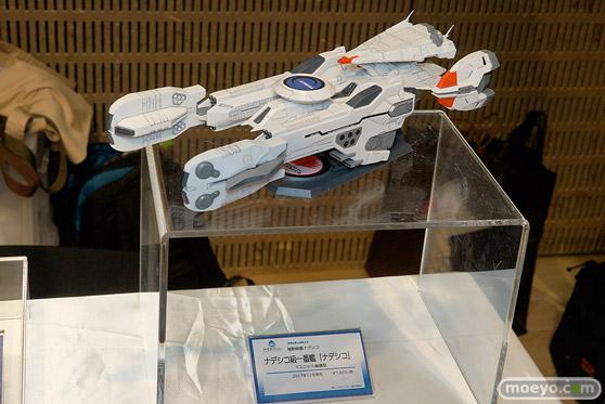 第8回 カフェレオ キャラクター コンベンション 会場での新作フィギュア展示の様子57