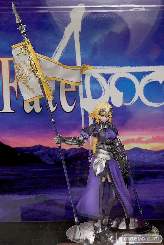 メガハウスのヴァリアブルアクションヒーローズDX Fate/Apocrypha ルーラーの新作フィギュア彩色サンプル画像01