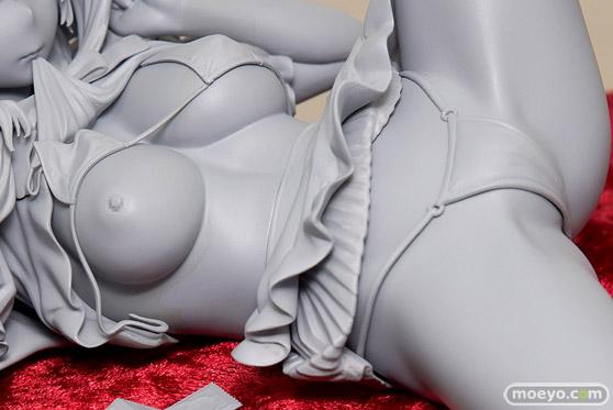 ロケットボーイのコミックEXE 03 ピンナップ 赤ずきんコスの女の子(仮) 掃除朋具 の新作フィギュア原型画像07