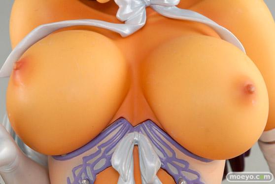 レチェリーの麗 誉アートワークス 鹿子木久遠の新作フィギュア彩色サンプルキャストオフ画像15