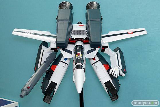 マックスファクトリーのPLAMAX MF-25 minimum factory VF-1 スーパー/ストライク ガウォーク バルキリーの新作プラモデル彩色サンプル画像01