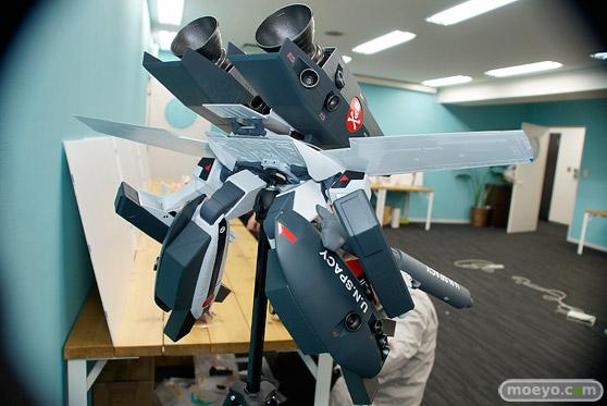 マックスファクトリーのPLAMAX MF-25 minimum factory VF-1 スーパー/ストライク ガウォーク バルキリーの新作プラモデル彩色サンプル画像04