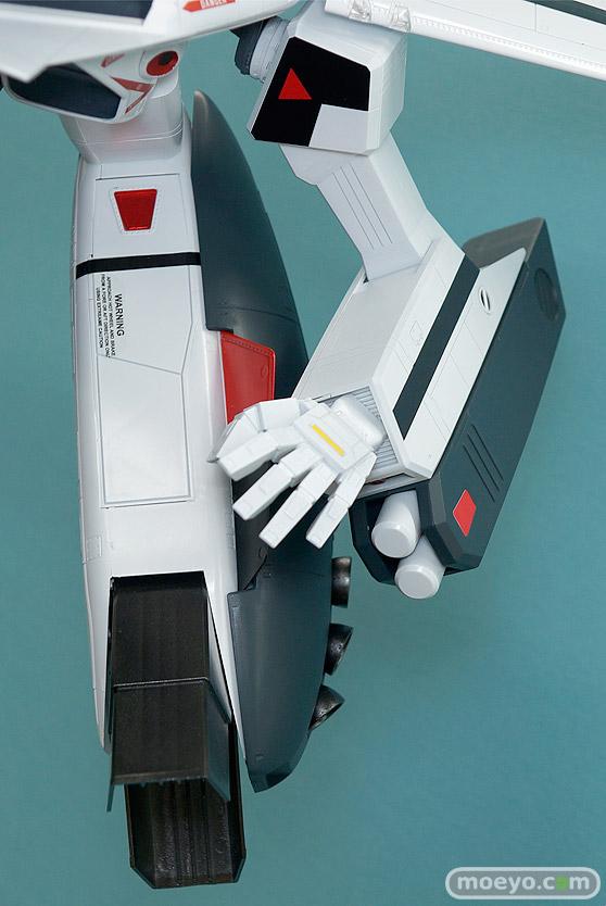 マックスファクトリーのPLAMAX MF-25 minimum factory VF-1 スーパー/ストライク ガウォーク バルキリーの新作プラモデル彩色サンプル画像12