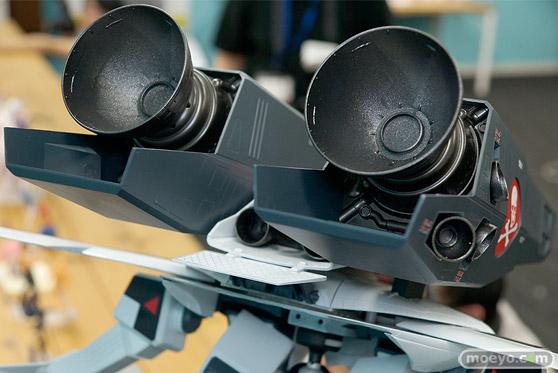 マックスファクトリーのPLAMAX MF-25 minimum factory VF-1 スーパー/ストライク ガウォーク バルキリーの新作プラモデル彩色サンプル画像14