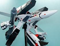 マックスファクトリー新作プラモデル「PLAMAX MF-25 minimum factory VF-1 スーパー/ストライク ガウォーク バルキリー」予約受付開始!