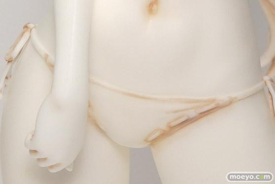 オーキッドシードのクイーンズブレイド トモエの新作フィギュア無彩色サンプル画像09