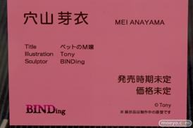 BINDingのペットのM嬢 穴山芽衣の新作フィギュア原型画像11