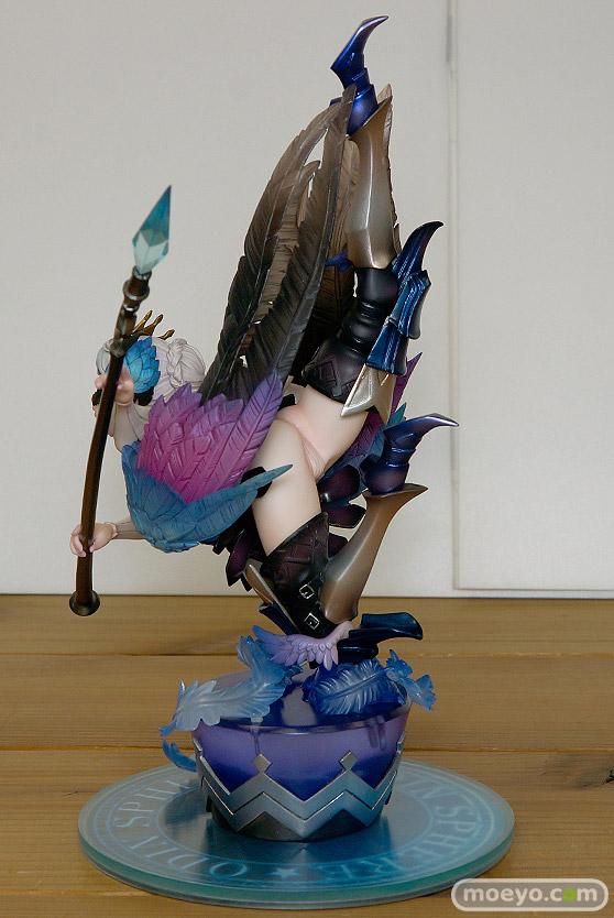 アクアマリンのオーディンスフィア レイヴスラシル グウェンドリン 天翔ける戦乙女(ワルキューレ)の新作フィギュア彩色サンプル画像10