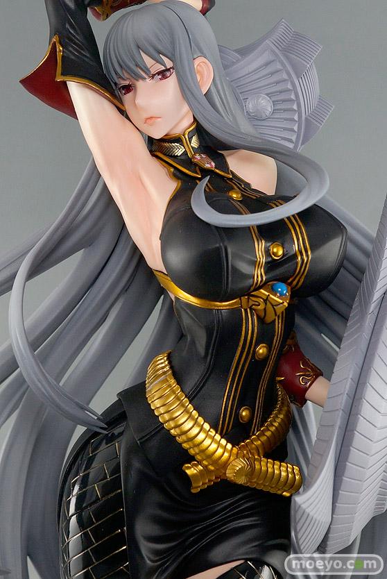 ヴェルテクスの戦場のヴァルキュリア セルベリア・ブレス-Battle mode-の新作フィギュア彩色サンプル画像14