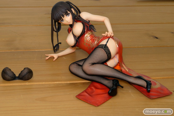 FROGのT2 ART☆GIRLS 紅 美華の新作アダルトフィギュア彩色サンプル画像11
