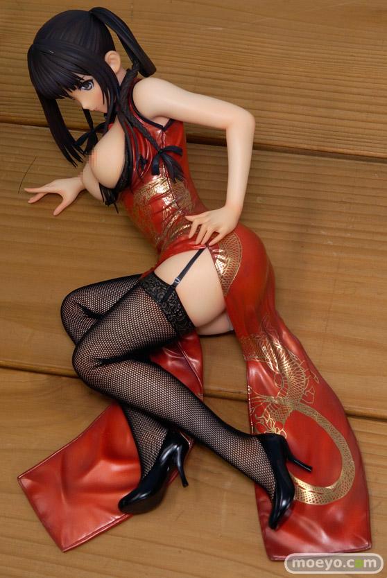 FROGのT2 ART☆GIRLS 紅 美華の新作アダルトフィギュア彩色サンプル画像13
