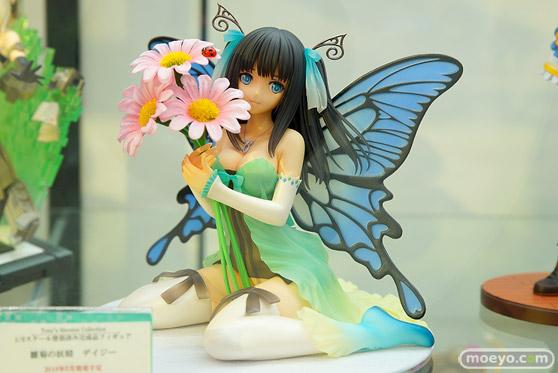 コトブキヤの4-Leaves Tony'sヒロインコレクション 雛菊の妖精 デイジーの新作フィギュアPVCサンプル画像01