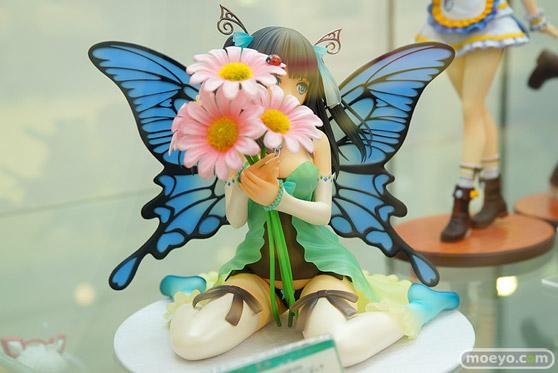 コトブキヤの4-Leaves Tony'sヒロインコレクション 雛菊の妖精 デイジーの新作フィギュアPVCサンプル画像02