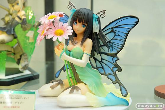 コトブキヤの4-Leaves Tony'sヒロインコレクション 雛菊の妖精 デイジーの新作フィギュアPVCサンプル画像03