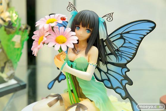 コトブキヤの4-Leaves Tony'sヒロインコレクション 雛菊の妖精 デイジーの新作フィギュアPVCサンプル画像06